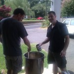 Adding some malt to the beer