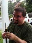Josh - Checking OG on Paving Tar Stout
